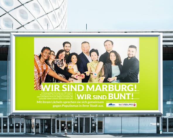 Kampagne vor der bundestagswahl 2017 mit der stadt marburg for Stadtallendorf schwimmbad